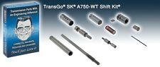 A750E F 5-Speed  A761E 960E 6-Speed Transgo Shift Kit Toyota Lexus SKA750WT