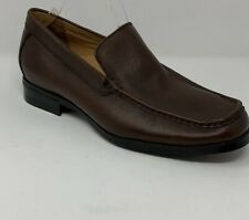 Abeo B.I.O System Men's Slip On Loafer Shoes Size 9.5 Brown