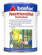 Baufan 2,5l Rostschutz oxydgelb Penetriermittel Metallschutz Grundierung