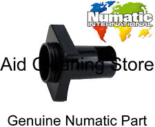 Numatic Vacuum Cleaner Hose Bin Inlet Screw Threaded Connector Flange 206117