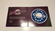Galaxy Quest Emblem Patch Loot Crate Exclusive