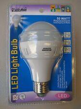X4 50 WATT Replacement LED Light bulbs Consumption of Approx 6 Watts