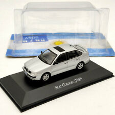 1:43 IXO Seat Cordoba 2000 Silver Diecast Models Limited Edition Collection