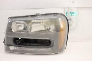 OEM HEAD LIGHT HEADLIGHT HEADLAMP LAMP CHEVY TRAILBLAZER 2002-2009 HAZE LH