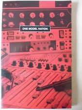 ONE MODEL NATION : IMAGE COMICS SOFTCOVER GRAPHIC NOVEL