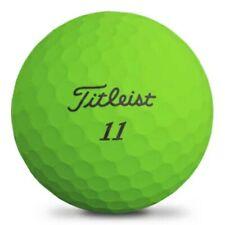 48 Titleist VG3 Matte Green Mint Used Golf Balls AAAAA *In a Free Bucket!*