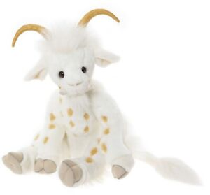 Keys by Charlie Bears - limited edition plush jointed goat - CB205240
