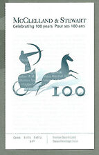 CANADA 2006 - Folded Booklet - McCLELLAND & STEWART - (8 @ 51c) - Complete - MNH