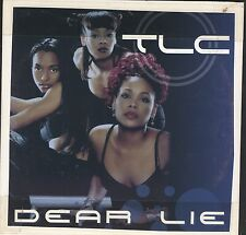TLC DEAR LIE CD single 4 track