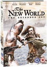 DVD:THE NEW WORLD - NEW Region 2 UK