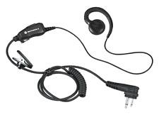 New Motorola RLN6423 52730 HKLN4604 Headsets Swivel Earpiece Microphone PTT