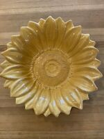4 Pottery Barn Ceramic Sunflower Soup Bowls! (Also have Another 4)