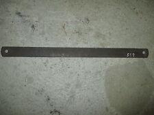 2 Sägeblätter für Maschinenbügelsäge 475 x 2,5