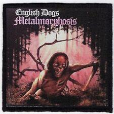 ENGLISH DOGS PATCH / SPEED-THRASH-BLACK-DEATH METAL