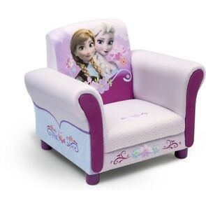 Delta Children Upholstered Chair, Disney Frozen