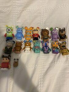 Disney Vinylmation Pixar Lot Of 16
