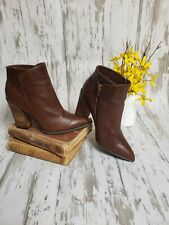 GUESS Gwhardey Brown Boots balance size 6/5