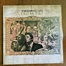 Omar Rodriguez-Lopez : Old Money CD MARS VOLTA PROMO CD!!!!