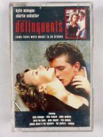 VINTAGE The Delinquents Kylie Minogue Cassette Tape RARE