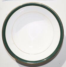 Royal Grafton Warwick Green cereal/soup bowl 5.5'', 14 cm