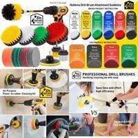 Holikme 20Piece Drill Brush Attachments Set,Scrub Pads  Sponge, Power Scrubber