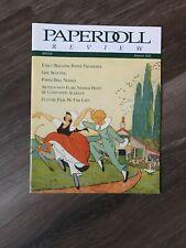 Paperdoll Review Magazine 2012 Issue 52, Girl Guides, Nurse, Constantin Alajalov