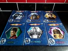 Doctor Who Files × 12 Books