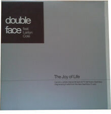 """THE JOY OF LIFE - DOUBLE FACE - FEAT LARILYN COLE (SINGLE 12"""" 1999)"""