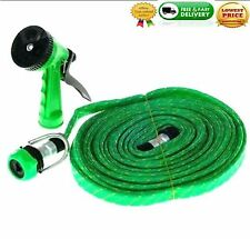 Multifunctional Water Spray Gun Pipe For Gardening, Car Washing, Hose 10-mtr