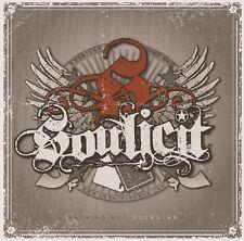 Soulicit-Parking Lot Rockstar-CD-NUOVO OVP-Modern Hardrock Sevendust CREE