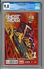 All-New Ghost Rider #1 - CGC 9.8 - First Appearance of Robbie Reyes