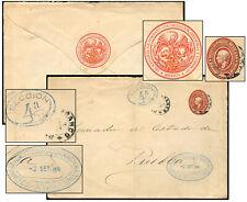 MEXICO COLONIZACION IND y COM OFFICIAL PSE SEP 1884 OFF1