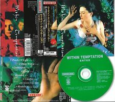enter within temptation obi japan CD + bonus track