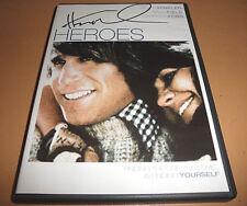 HENRY WINKLER (happy days) movie HEROES SIGNED dvd Harrison Ford Sally Field