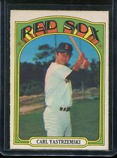 1972   OPC    Baseball    # 37   Carl Yastrzemski     NM    Near Mint