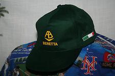 Beretta Hat One Size Fits All Italian Flag NEW