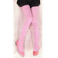 Candy Color Sexy Women Girl Slim Skinny Stretchy Pantyhose Long Stockings Tights