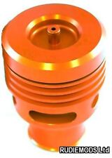 Vauxhall Astra H 05-10 VXR Turbo Collins Orange Dump Valve and Fitting Kit