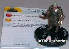 MORDOR ORC #003 Lord of the Rings: The Return of the King LotR HeroClix