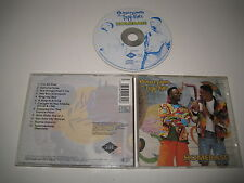 D.J.JAZZY JEFF & THE FRESH PRINCE/HOMEBASE(JIVE/ZD74939)CD ALBUM