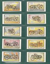 MOTOR CYCLES - 50 SETS OF 24 -  D. C.  THOMSON  ' MOTOR  BIKE  CARDS  - REPRINTS