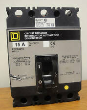 FCP34015 Square D Circuit Breaker 15A