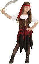 Widmann 05598 - Costume da Piratessa in Taglia 11/13 anni Giocattolo