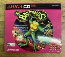 BATTLETOADS - Amiga CD32