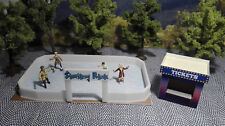 Skating Rink |  H0 Scale 1:87 | Kit | Winter | Christmas