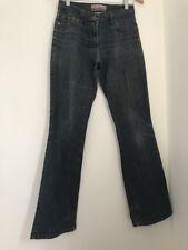 Ladies Jeans Size 8 Rocha John Rocha Denim Slim Bootcut <JJ1635