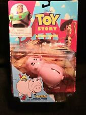 "Think Way Toys ""Toy Story"" Action Figure Hamm with Pop-Up Coin Action"