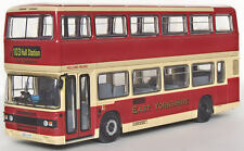 29614 EFE Leyland Olympian Double Deck Bus (Type B) East Yorkshire 1:76 Diecast