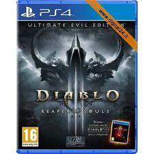 ✅Diablo III: Ultimate Evil Edition (Reaper of Souls) - PlayStation 4 [ITA]
