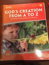 My Father's World God's Creation From A To Z